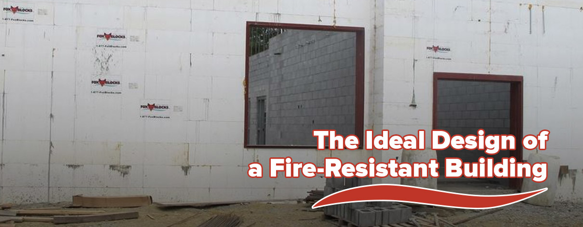 Fire Resistant Building Headern