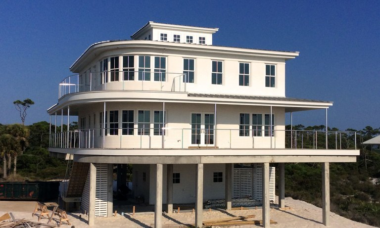 Houses That Can Withstand Hurricanes | Hurricane Resistant ... on house plans with loft, house plans with dimensions, house plans frame, house plans 1.5 story, house plans 1500 to 1800, house plans blueprint, house plans from movies, house plans english tudor, house plans on posts, house plans on piers, house plans with garage, house plans two story, house plans inner courtyard, house plans with porches, house plans salt box, house plans on water, house plans on slabs, house plans three story, house plans on pillars, house plans for 2015,