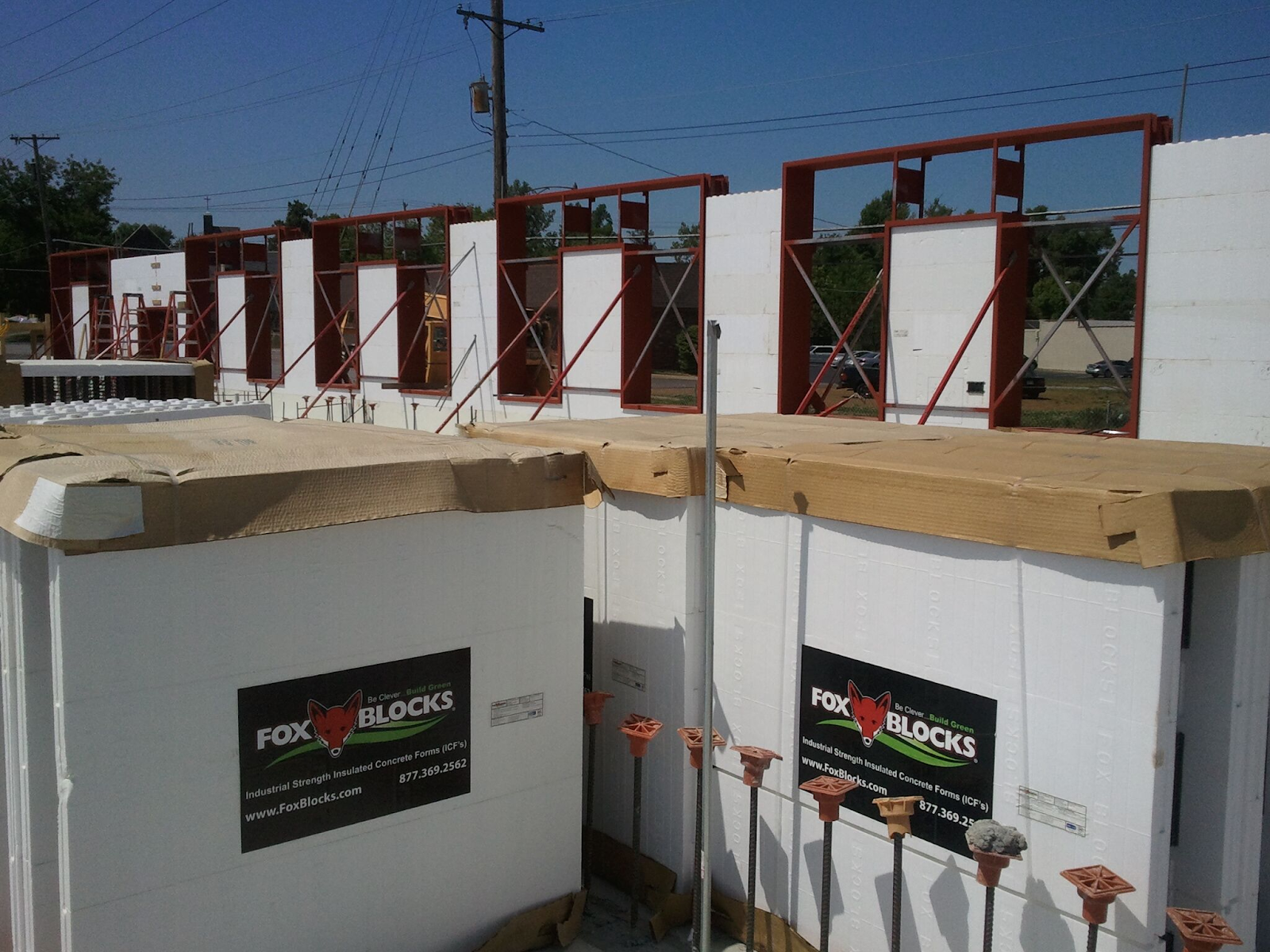 Schools with ICF Construction 2