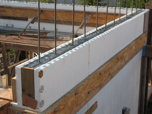 Waterproofing Below-Grade Insulated Concrete Forms 1